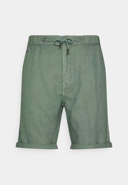 Solid - SOHAN - Shorts - sagebrush green