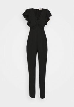 MICHAEL Michael Kors - ELV FRONT TWIST  - Combinaison - black