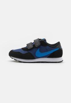 Nike Sportswear - VALIANT UNISEX - Sneaker low - blue void/signal blue/black/white