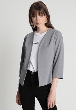 Object - OBJCECILIE - Blazer - medium grey melange