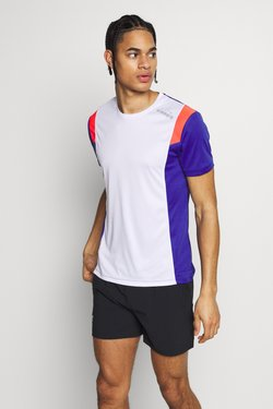 Diadora - RUN - T-Shirt print - optical white