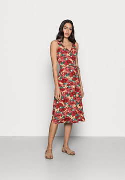 King Louie - ANNA DRESS PACIFICA - Jerseykleid - icon red