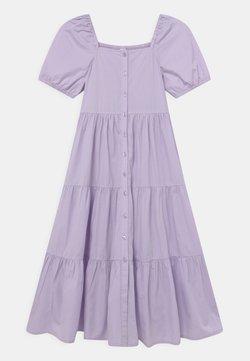 Lindex - DRESS ZITA - Maxikleid - light lilac