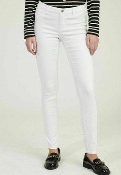 NAF NAF - PENP43 - Pantaloni - white