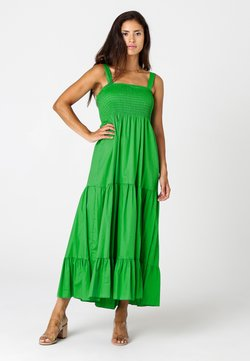 MiaZAYA - Maxikleid - grün