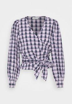 Moves - PATTI  - Bluse - lavender blue