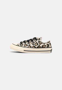 Converse - CHUCK 70 ARCHIVE UNISEX - Sneakers - driftwood/black/egret