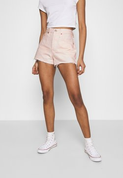 Levi's® - 501® ORIGINAL - Denim shorts - peach