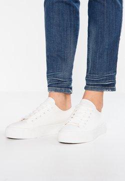 Anna Field - Matalavartiset tennarit - white