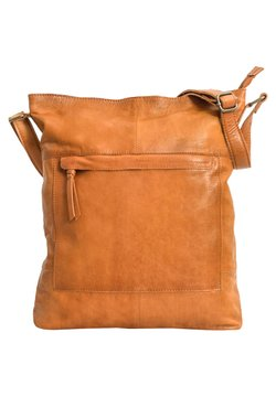 Gusti Leder - Shopping Bag - cognac