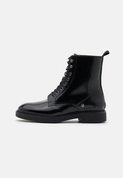 G-Star - CORBEL BOOT - Schnürstiefelette - black