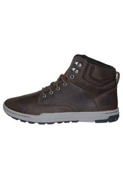 Cat Footwear - COLFAX - Schnürstiefelette - dark brown