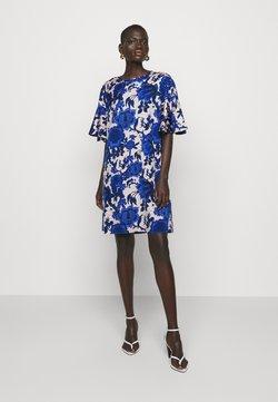 Diane von Furstenberg - ARLENE - Cocktailkleid/festliches Kleid - medium pink/blue