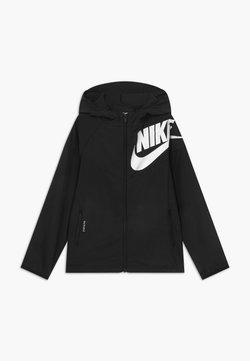 Nike Sportswear - WINDRUNNER - Träningsjacka - black/white