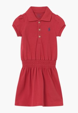 Polo Ralph Lauren - SMOCK - Freizeitkleid - nantucket red