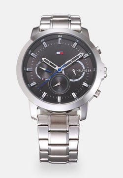 Tommy Hilfiger - JAMESON - Montre - silver-coloured