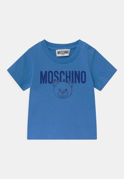 MOSCHINO - UNISEX - T-shirt print - strong blue
