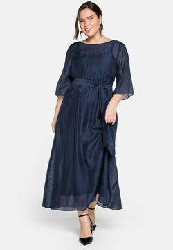 Sheego - Cocktailkleid/festliches Kleid - dunkelblau