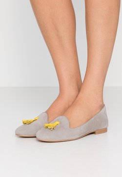 Chatelles - FRANÇOIS TASSELS - Instappers - grey/yellow