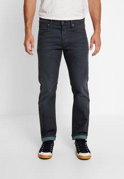 G-Star - 3301 STRAIGHT FIT - Straight leg jeans - dark-blue denim