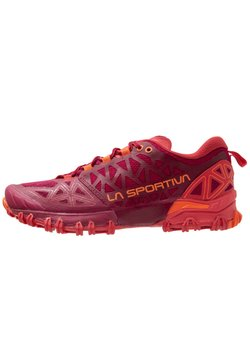 La Sportiva - BUSHIDO II WOMAN - Zapatillas de trail running - beet/garnet