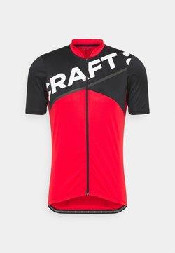 Craft - CORE ENDUR LOGO  - Funktionsshirt - bright red/black
