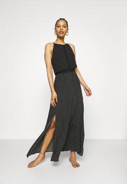 Rip Curl - ISLAND LONG DRESS - Strandaccessoire - black