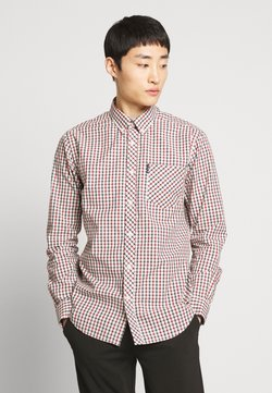 Ben Sherman - SIGNATURE HOUSE CHECK - Overhemd - red