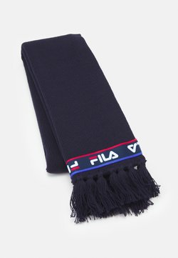 Fila - TAPED SCARF UNISEX - Schal - black iris