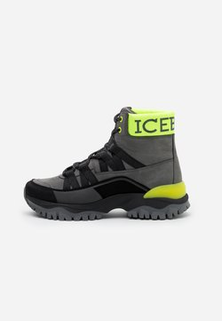 Iceberg - PRIMA - Sneaker high - neon