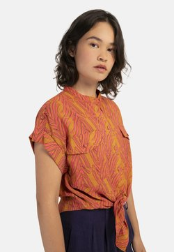 FRNCH - CELENE - Camicia - orange