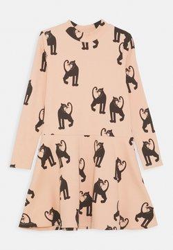 Mini Rodini - PANTHER DRESS - Jerseykleid - pink