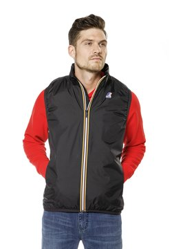K-Way - ROULAND WARM - Bodywarmer - black