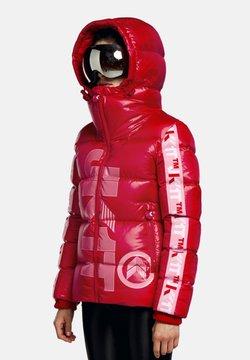 JACK1T - PRIME SLICK RACER - Doudoune - cherry red/pink