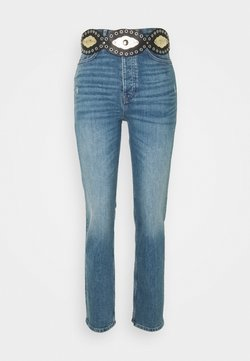 The Kooples - Jeans Straight Leg - blue