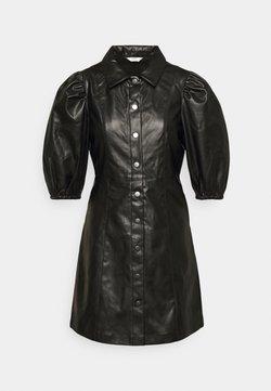 ONLY Petite - ONLRILLA PUFF DRESS - Robe d'été - black