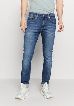 Calvin Klein Jeans - SLIM - Jeans slim fit - mid blue