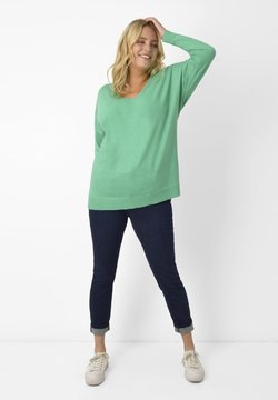 Live Unlimited London - Sweter - green