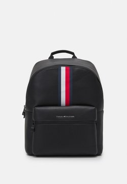 Tommy Hilfiger - BACKPACK UNISEX - Reppu - black