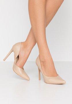 RAID - PEITRA - Zapatos altos - nude