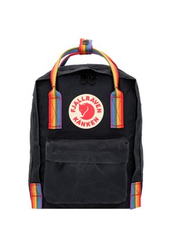Fjällräven - KANKEN RAINBOW MINI CITY  - Tagesrucksack - black/rainbow