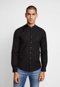 Calvin Klein Tailored - EASY IRON SLIM - Camisa - black