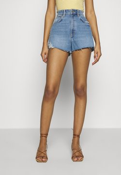 Abrand Jeans - HIGH RELAXED - Jeans Shorts - miss jane