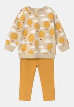 Lindex - BALLOON SET UNISEX - Sweater - light beige