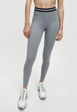 Calvin Klein Performance - Tights - medium grey heather