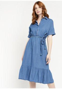 LolaLiza - Blusenkleid - blue