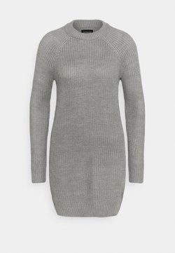 Even&Odd Petite - Robe fourreau - mottled grey