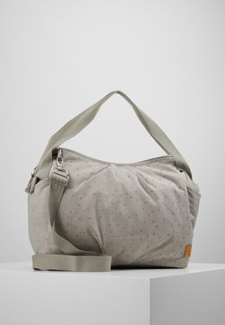 Lässig - TWIN BAG TRIANGLE SET - Borsa fasciatoio - light grey