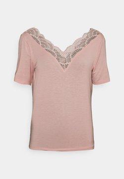 Vero Moda - VMAVA  V NECK - T-shirt con stampa - misty rose