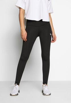 Puma - ACTIVE LEGGINGS - Tights - black